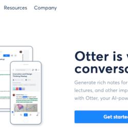 Otter: un servicio de transcripción de audio impulsado por IA que realmente funciona