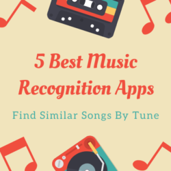 Las 5 mejores aplicaciones de reconocimiento de música para encontrar canciones similares por melodía