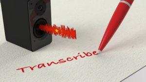 Dos herramientas de transcripción para transformar audio en texto