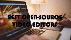 Los 3 mejores editores de video de código abierto