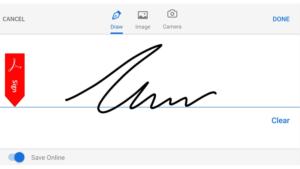 Cómo agregar una firma digital a un PDF