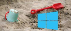 Cómo utilizar Windows Sandbox