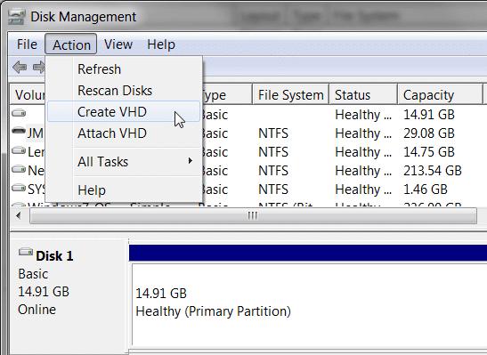 2014 10 01 13 11 23 Greenshot - Arranque nativo de VHD en Windows 10 Vista previa técnica Arranque dual con Windows 7 o Windows 8