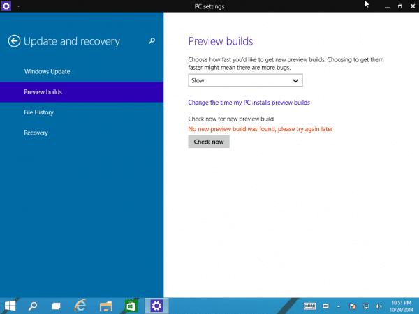 2014 10 24 2251 600x450 - Cómo descargar la vista previa técnica de Windows 10 Primera actualización importante con el nuevo Centro de acciones (notificaciones)