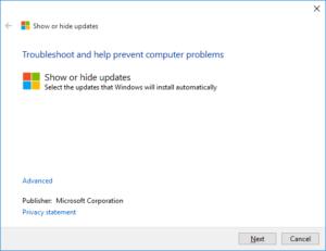 ¿Una actualización estropea tu Windows 10?  Aquí es cómo evitar que se instale