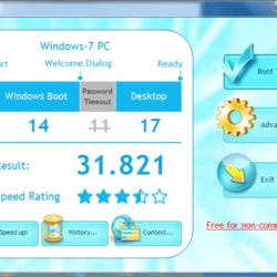 3 Freeware para comparar el tiempo de arranque de Windows